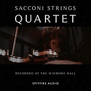Spitfire Sacconi Strings Quartet Upgrade from Sacconi Strings Vol 2