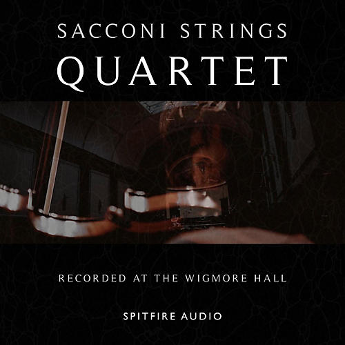 Spitfire Sacconi Strings Quartet Upgrade from Sacconi Strings Vol 2-thumbnail