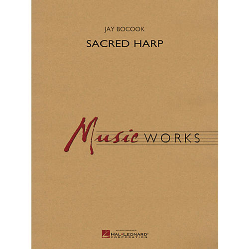 Hal Leonard Sacred Harp - Music Works Series Grade 5-thumbnail