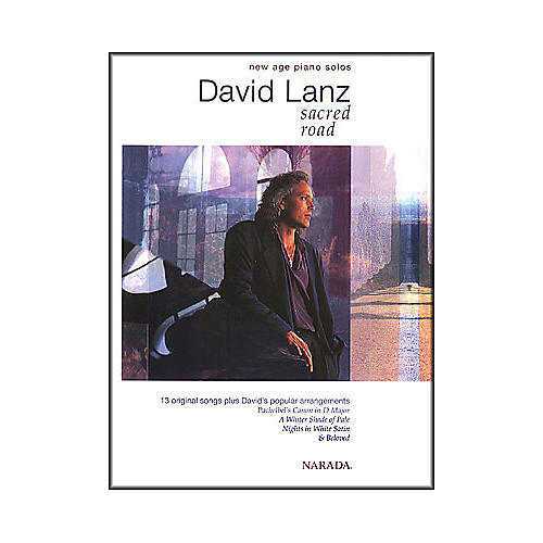 Hal Leonard Sacred Road - David Lanz Songbook for Piano Solo Songbook-thumbnail
