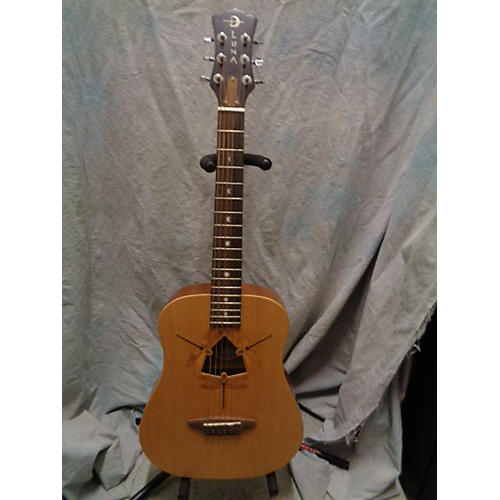 Luna Guitars Safari Dragon Fly Acoustic Guitar-thumbnail
