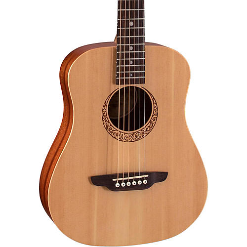 Luna Guitars Safari Supreme Acoustic Guitar-thumbnail
