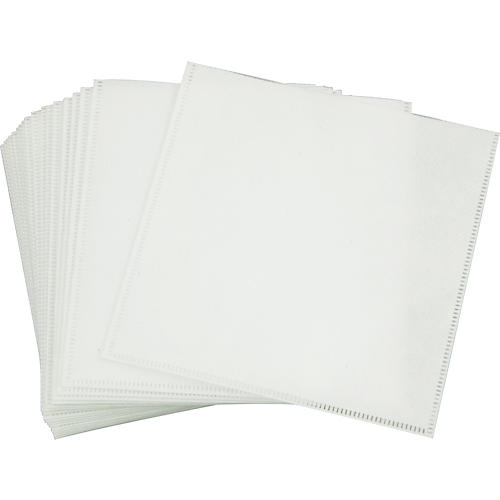 Univenture Safety Sleeve for CD/DVD - 25-Pack