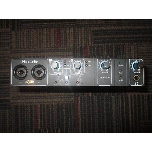 Focusrite Saffire Pro 14 Audio Interface-thumbnail