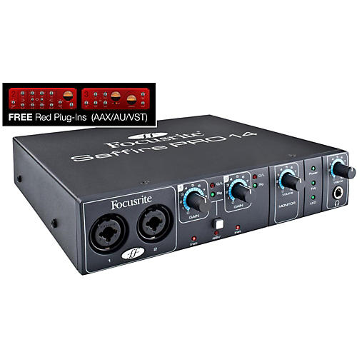 Focusrite Saffire Pro 14 Audio interface-thumbnail