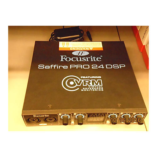 Focusrite Saffire Pro 24 Audio Interface-thumbnail