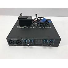 Focusrite Saffire Pro 24 Audio Interface