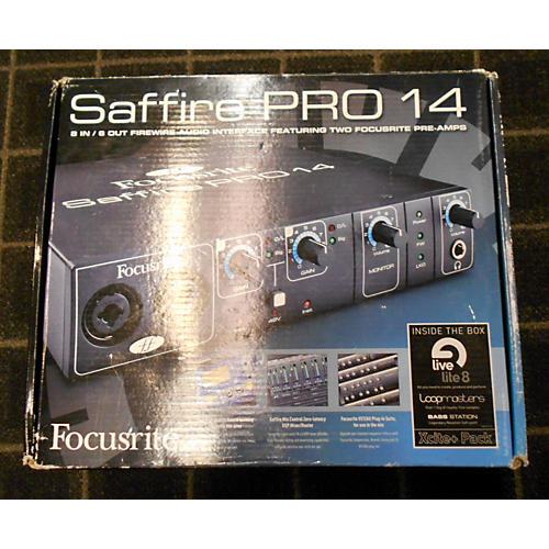 Focusrite Saffire Pro 40 Audio Interface-thumbnail