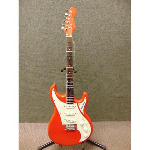 Hutchins Saffron 11 Solid Body Electric Guitar-thumbnail