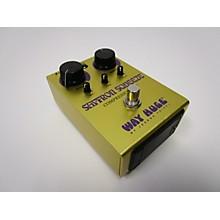 Way Huge Electronics Saffron Squeeze Compressor MkII Effect Pedal