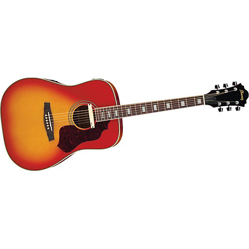 Ibanez Sage Series SGE220 Dreadnought Acoustic-Electric Guitar