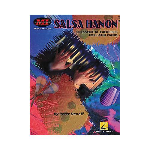 Hal Leonard Salsa Hanon Book-thumbnail