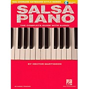 Hal Leonard Salsa Piano Book/CD Hal Leonard Keyboard Style Series