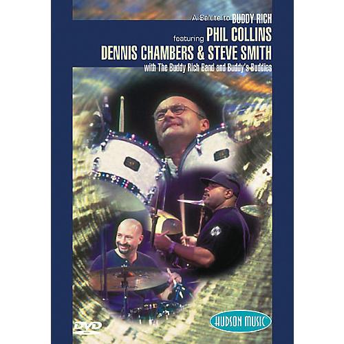 Hudson Music Salute To Buddy Rich (DVD)-thumbnail