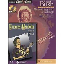 Hal Leonard Sam Bush Mandolin Bundle Pack (Book/CD/DVD)