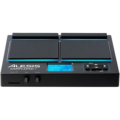 Alesis Sample Pad 4 Percussion and Sample-Triggering Instrument ...