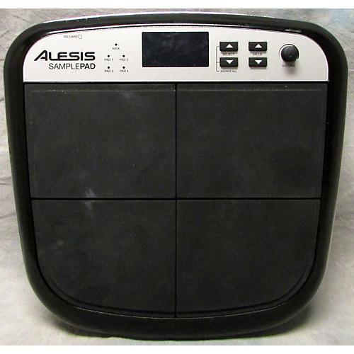 used alesis sample pad drum machine guitar center. Black Bedroom Furniture Sets. Home Design Ideas