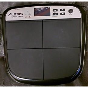 Used Alesis Sample Pad Pro Drum Midi Controller Guitar
