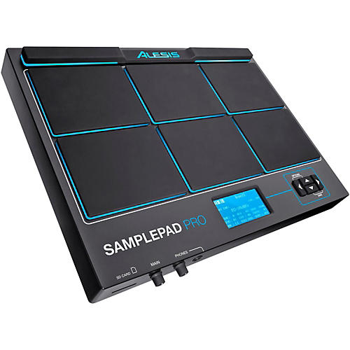 Alesis Sample Pad Pro Percussion Pad With Onboard Sound Storage-thumbnail
