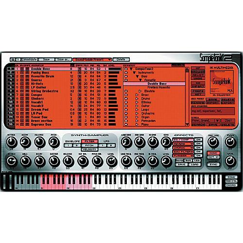IK Multimedia SampleTank 1 Upgrade to ST 2 XL (DJ, L, XL)