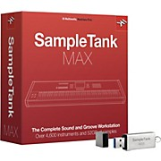 IK Multimedia SampleTank MAX Upgrade
