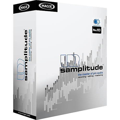 Magix Samplitude 10 Software