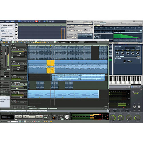 Magix Samplitude Pro X Upgrade: Version 11 Software Download-thumbnail
