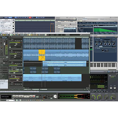 Magix Samplitude Pro X Upgrade: Version  8,9,10 Pro Software Download