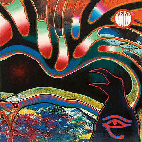 Alliance Sand - North Atlantic Raven (Orange and White Vinyl)