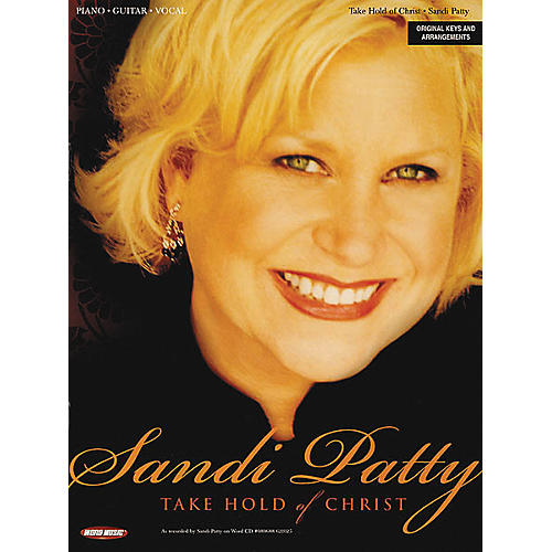 Word Music Sandi Patty - Take Hold of Christ Piano, Vocal, Guitar Songbook-thumbnail