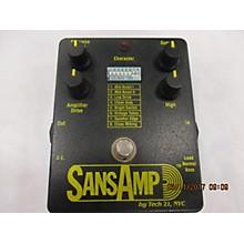 Tech 21 Sans Amp Effect Pedal
