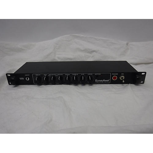 used tech 21 sansamp rbi rackmount bass preamp guitar center. Black Bedroom Furniture Sets. Home Design Ideas
