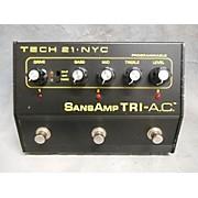Tech 21 SansAmp TRI-AC Effect Pedal