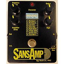 Tech 21 Sansamp Bass Effect Pedal