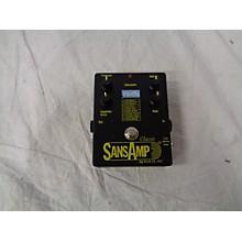 Tech 21 Sansamp Classic Bass Effect Pedal