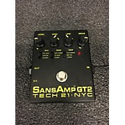 Tech 21 Sansamp GT2 Tube Amp Emulator Effect Pedal