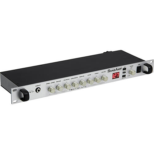 Tech 21 Sansamp PSA1.1 Preamp