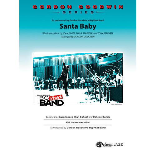BELWIN Santa Baby Jazz Ensemble Grade 6 (Professional / Very Advanced)-thumbnail