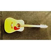 Fender Santa Monica 12 String 12 String Acoustic Guitar