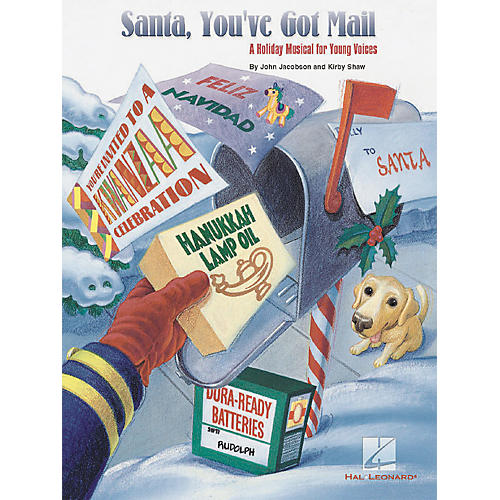 Hal Leonard Santa You've Got Mail (Student 5-Pak)