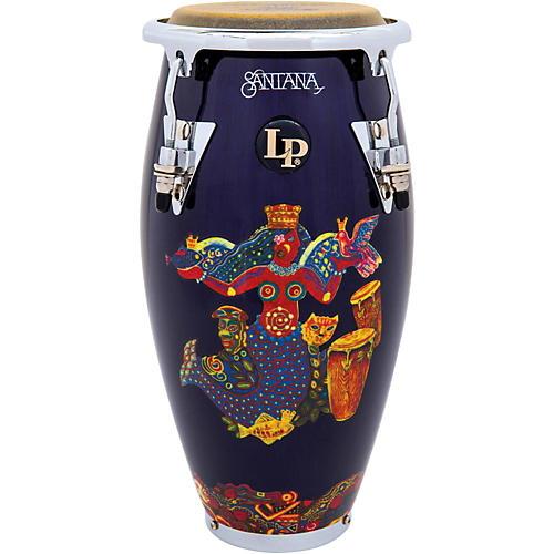 LP Santana Abraxas Mini Conga Purple