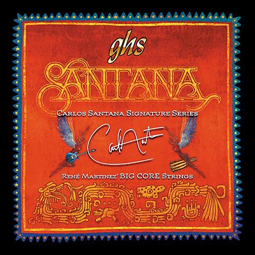 GHS Santana Big Core Signature Strings Medium