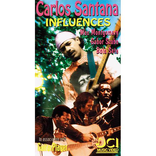 Alfred Santana Influences Video-thumbnail