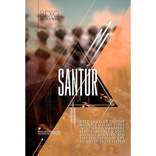 8DIO Productions Santur-thumbnail