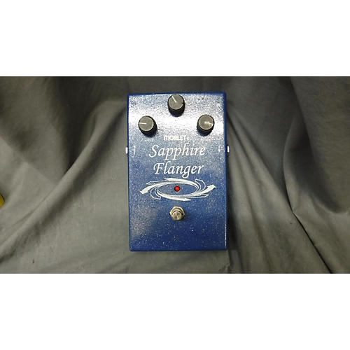 Morley Sapphire Flanger Effect Pedal