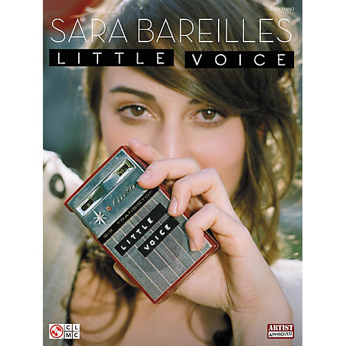Cherry Lane Sara Bareilles - Little Voice For Easy Piano-thumbnail