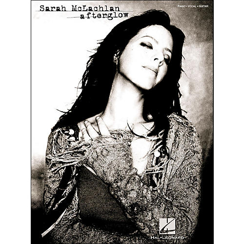Hal Leonard Sarah McLachlan Afterglow arranged for piano, vocal, and guitar (P/V/G)-thumbnail
