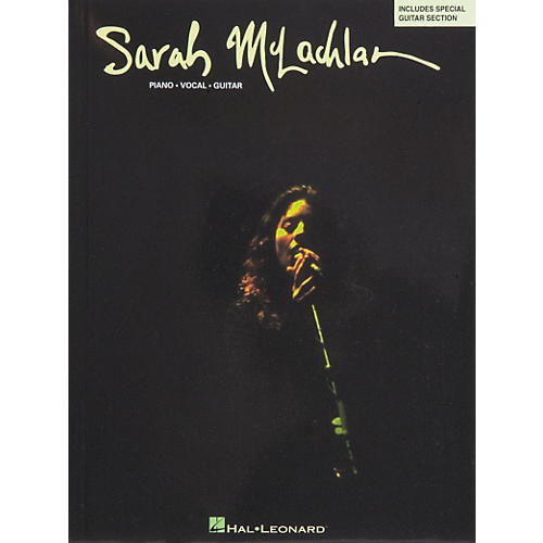 Hal Leonard Sarah McLachlan Collection Book