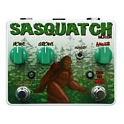Tortuga Sasquatch Silicon Fuzz Guitar Effects Pedal