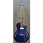 Crafter Guitars Sat-qmms Hollow Body Electric Guitar